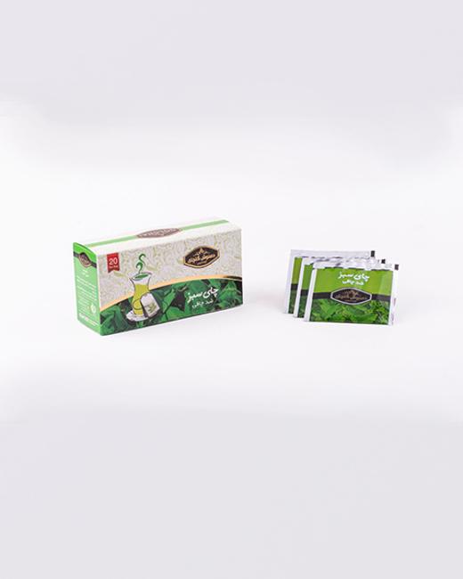 تصویر از چای سبز-CAMELLIA TEA